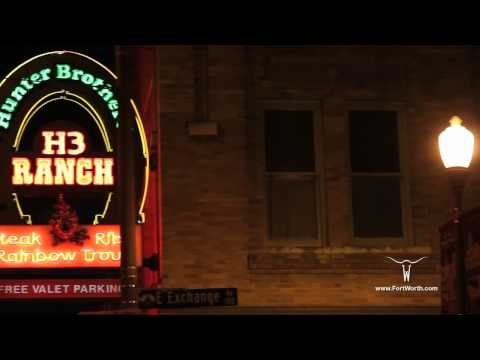 "Fort Worth, Texas ""Western Experience"" a travel destination video"