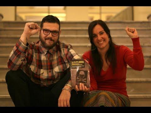 Escritora española ve a Maduro como el fruto de la consciencia de la clase obrera