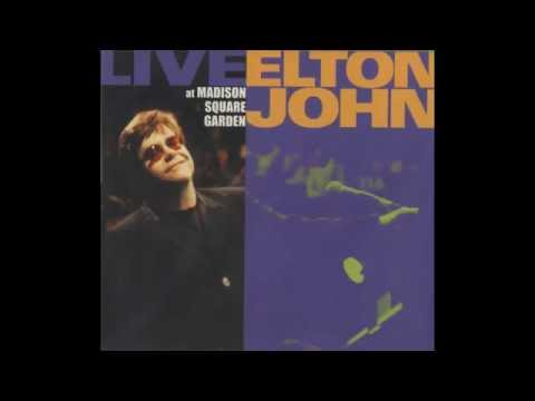Elton John - Solo - New York (1999) (Soundboard Recording)