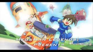 MegaMan Legends 58 Present