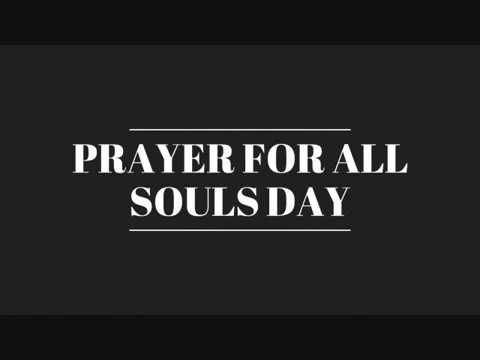 Prayer for All Souls Day