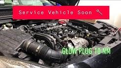 Opel Vauxhall / Fuel Pressure Sensor Regulator Circuit