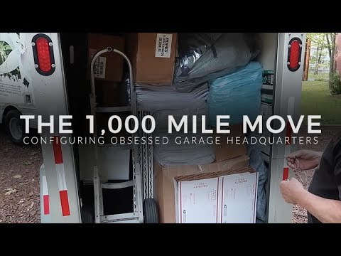 Moving OG Logistics 1000 Miles and Setting Up OGHQ