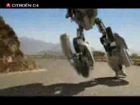 C4 robot tretjic