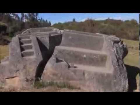 "In Peru Before The Inca ""Advanced Machining Technology"""