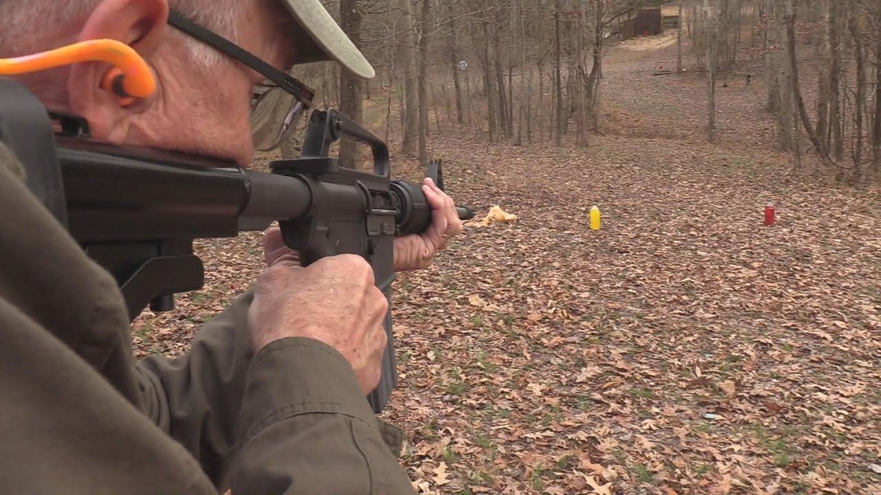 Colt SP1 Range 2