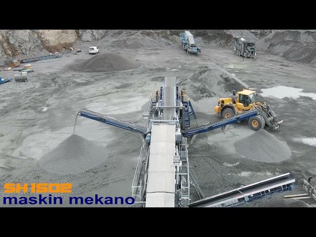 Se filmen om Maskin-Mekano AB SH 1502