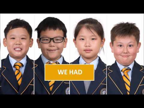 The British School of Nanjing international school Year 3B Video Yearbook