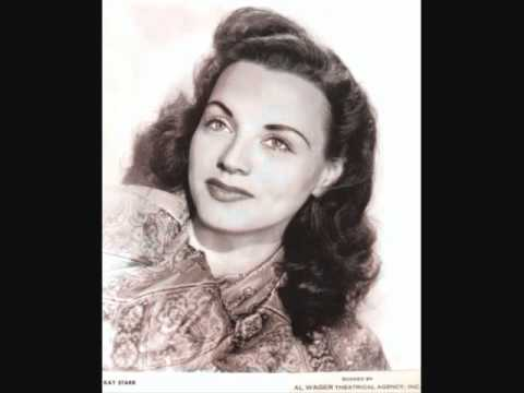 Kay Starr - So Tired (1948)