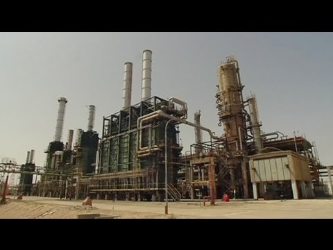 Italian multi national billion euro investment in Libya