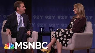 Katy Tur Talks With Chuck Todd About 'Unbelievable', Covering Donald Trump And More (Full) | MSNBC