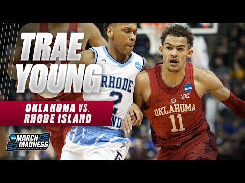 Oklahoma\'s Trae Young lights up Rhode Island