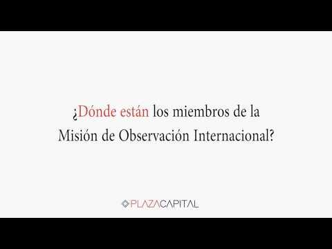 Misión de Observación Internacional