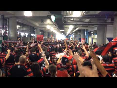 The RBB taking over Hunter Stadium