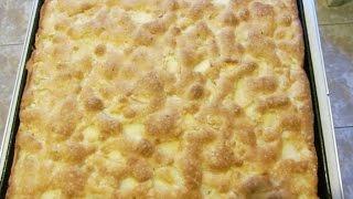 Яблочный пирог очень лёгкий рецепт apple pie