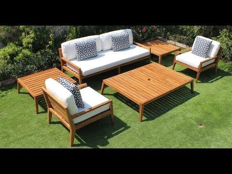 Outdoor Furniture at Falaknaz the Warehouse Dubai