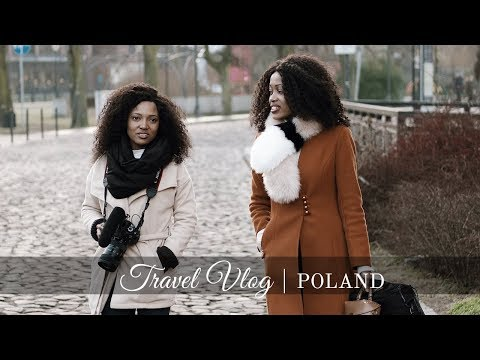 Two Black Girls in Poland....Why We Love Poland //Travel Vlog | South African YouTuber