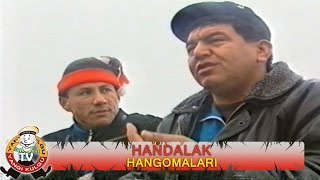 Handalak - Hangomalari   Хандалак - Хангомалари (hajviy ko'rsatuv)