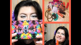 BIG Haul ♥ YSL♥Urban Decay♥Benefit♥Claires Accessories and more...