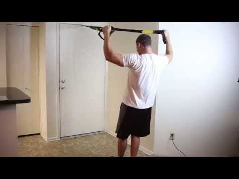 TRX Band Workout - Complete 20 minute Full Body Workout with instructions - Brad Scott Fitness