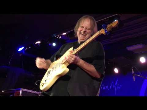 Walter Trout Me, My Guitar & The Blues Oran Mor Glasgow 28 11 2018
