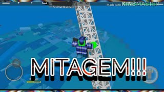 ROBLOX: I made the biggest MITAGEM in the world!!