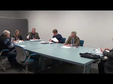 Town of Plattsburgh Meeting  2-8-18