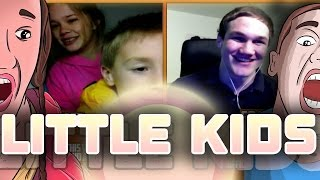 LITTLE KIDS on Omegle?! - Beatbox Funny Moments (Funny Omegle Reactions)