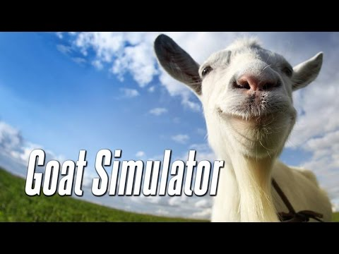 Goat Simulator (by Coffee Stain Studios) - iOS / Android - HD Gameplay Trailer