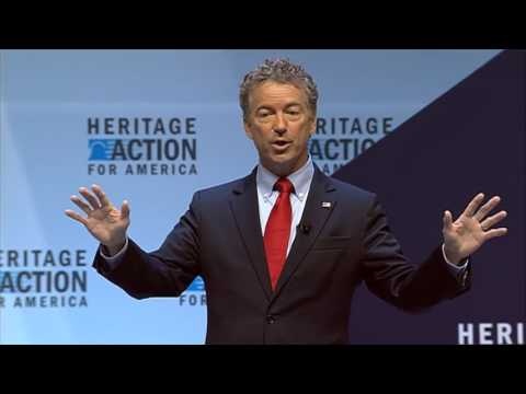 Rand Paul | FULL Q&A at Heritage Action Presidential Forum