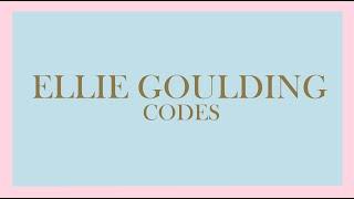 Ellie Goulding - Codes (Audio)