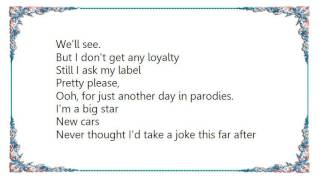 Cledus T. Judd - Just Another Day in Parodies Lyrics YouTube Videos