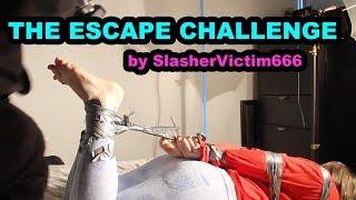 ESCAPE CHALLENGE (directed by SlasherVictim666)