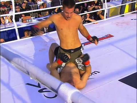 Jake Shields vs. Ido Pariente