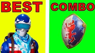 BEST SKIN BACK BLING COMBOS AVEC ALPINE ACE!!! | Fortnite Battle Royale Saison 7