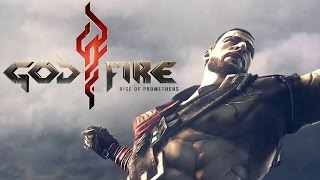 Godfire: Rise of Prometheus #1 gameplay review Android / iOS