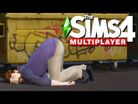 The Sims 4 MULTIPLAYER! (Part 1)