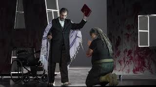 Ensayo general de la ópera  'Samson et Dalila'