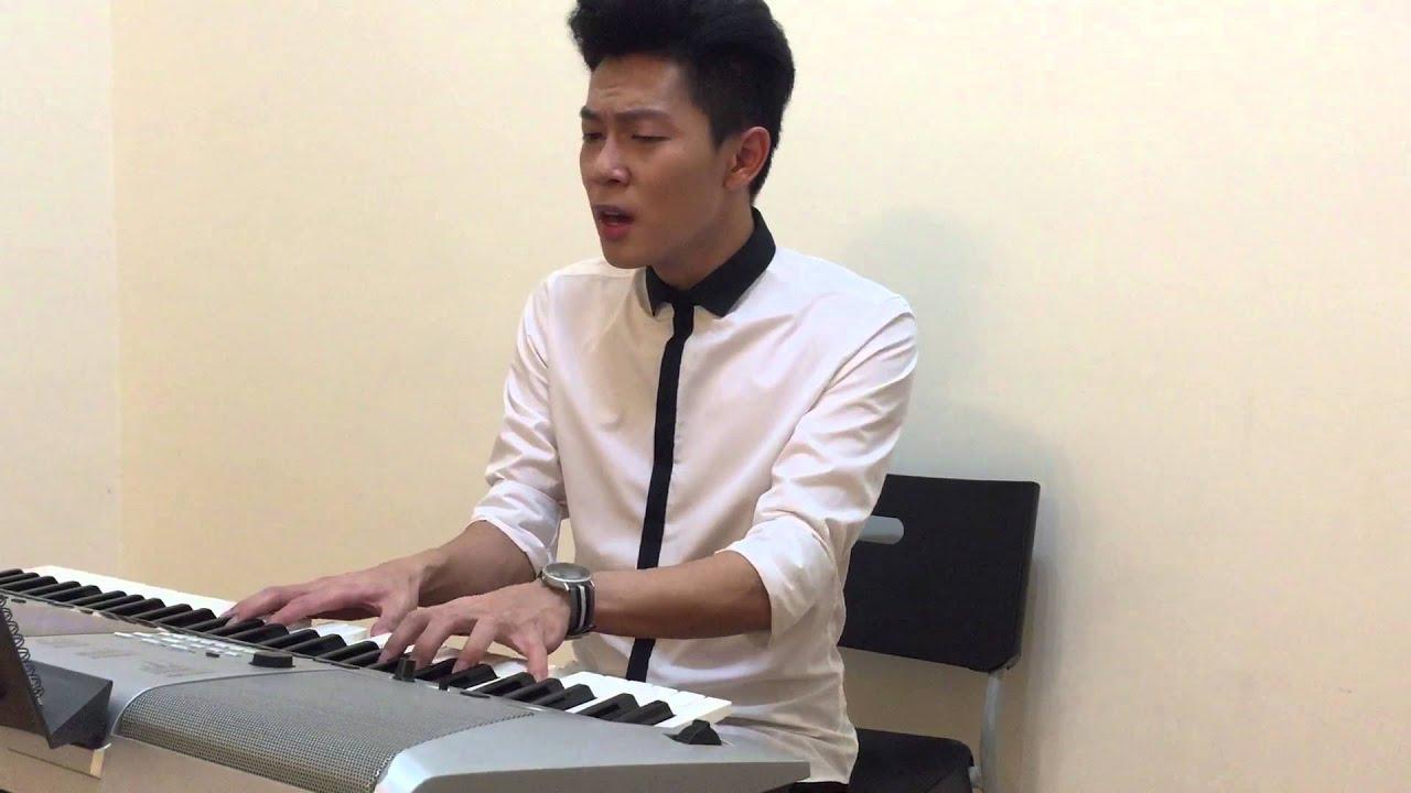 林俊傑《不為誰而作的歌》(Peace張和平翻唱) - YouTube