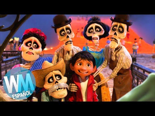 """¡Top 5 de Datos sobre """"Coco"""" de Disney y Pixar!"""