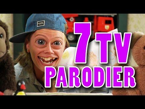 7 SVENSKA TV PARODIER