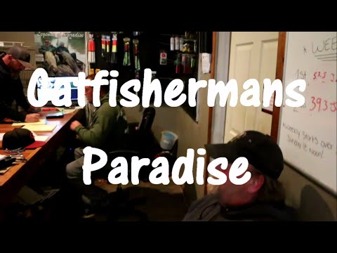 CATFISHERMANS PARADISE WORLD CHAMPIONSHIP,  SEPT 2019