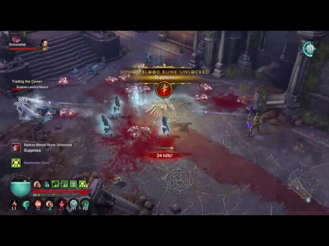 Diablo 3 Eternal Collection Gameplay