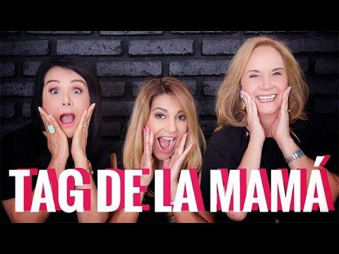TAG DE LA MAMÁ - DIA DE LAS MADRES - RULÉS