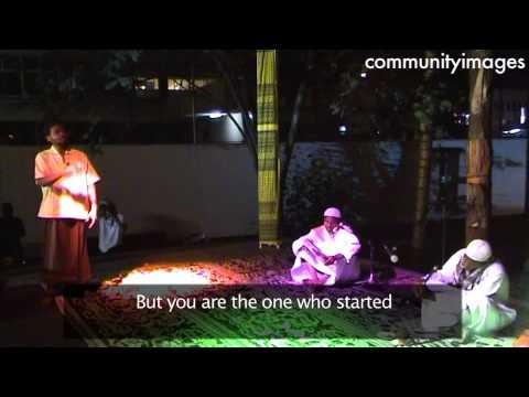 MNAZI: VUTA N'KUVUTE - A POEM BY ABDILATIF ABDALLAH