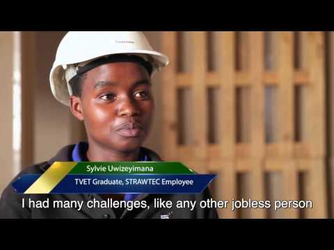 TVET in Rwanda (September 2015 video)