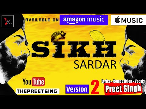 SIKH SARDAR | Preet | Version 2 (Free Music)
