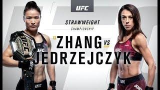 UFC 248: Zhang Weili vs Joanna Jedrzejczyk Recap