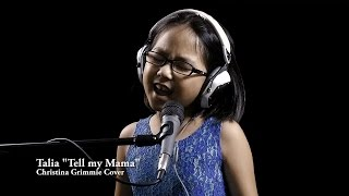 Gambar cover Tell my Mama - Christina Grimmie (Cover by Talia)