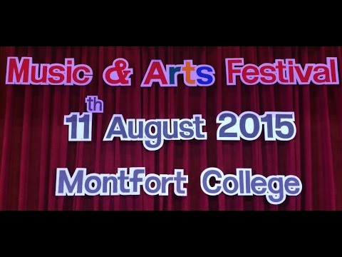 Music & Arts Festival Montfort College